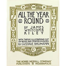 All the Year Round - Title Page