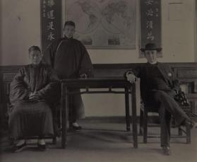 Chinese  Missionaries