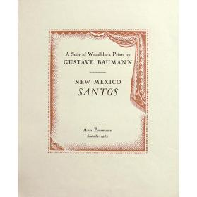 Title Page (from New Mexico Santos)