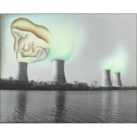 Poisoned Power [from the series Nuclear Waste(d)]