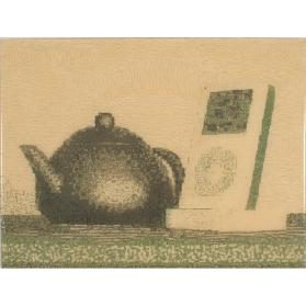 Yixing Teapot and iPod (from the series Worshipping Mammon: An Exploration of Value)