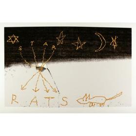 Star/Rats (from the series Dog God)
