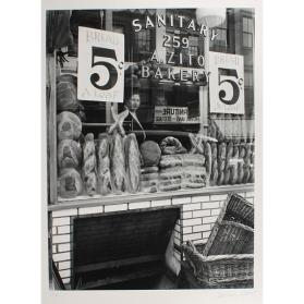 Zito's Bakery, Bleecker Street, Manhattan (from the Retrospective Portfolio)
