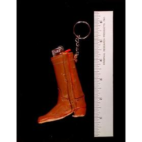 Exhibit H: Cowboy Boot, Lighter, Assaulted