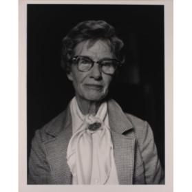 Edith Buchanan, Professor Emeritus