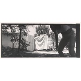 Untitled (Self-Portrait with Clothesline)