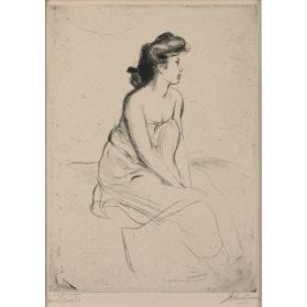 Girl Seated
