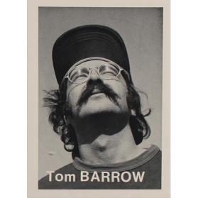 Tom Barrow (from the series The Baseball-Photographer Trading Cards)