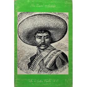 Folder (from the portfolio Viva Zapata! 20 Grabados: 1879-1979)