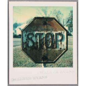 Untitled  (Stop Sign)