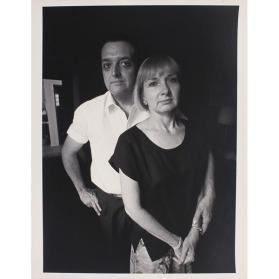 Untitled (Betty Hahn and Jack Okon)