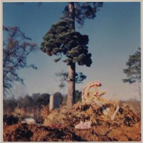 Grave, Windy Day, Stewart, Alabama