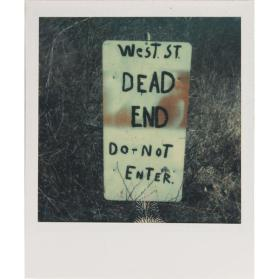 Untitled (West St. Dead End)