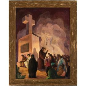 Sermon at Cross of the Martyrs