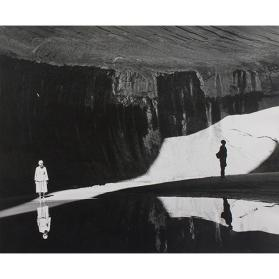 Untitled (Georgia and Eastburn Smith, Glen Canyon)