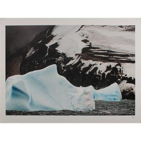 Zavodovsky, South Sandwich Islands (from the series Fire and Ice)