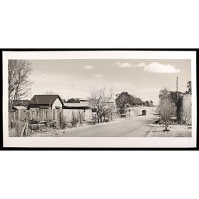 Downtown Pie Town, (from the series Pie Town Woman: The Hard Life and Good Times of a New Mexico Homesteader)