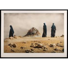 Hverarond, Iceland (Italian Nuns) (from the series Fire and Ice)