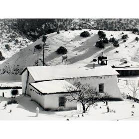 Church, Cañoncito, New Mexico 1939