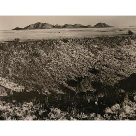 Cerrillos Mountains, New Mexico, 1940, (from the Southwest Portfolio)